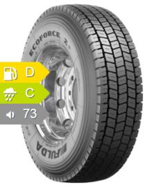 Fulda Ecoforce 2+ 295/60R22.5 150K149L TL 3PSF