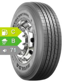 Fulda Ecocontrol 2+ 295/60R22.5 150K149L TL 3PSF