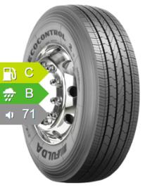 Fulda Ecocontrol 2+ 385/65R22.5 160K158L TL 3PSF
