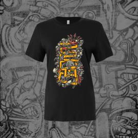 Promo 'Freakz' T-shirt - Women