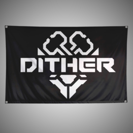 Dither Polyester Flag