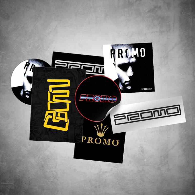 Promo Sticker Pack