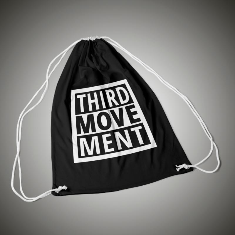 TTM drawstring backpack