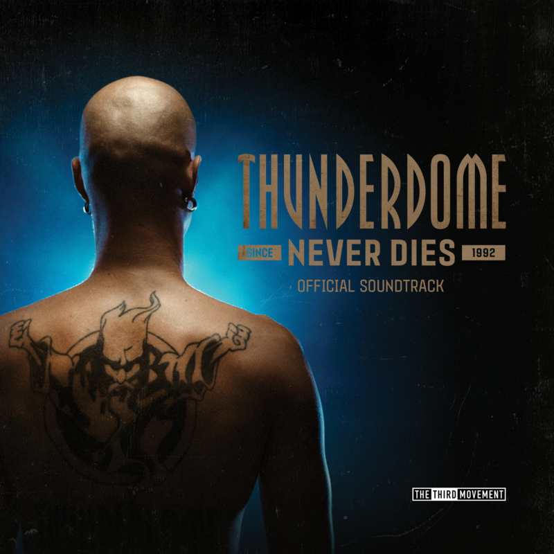 Thunderdome Never Dies O.S.T. - Various