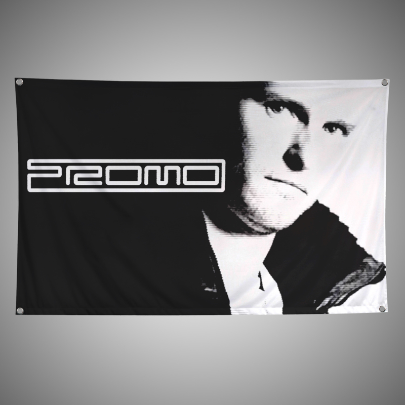 Promo Polyester Flag