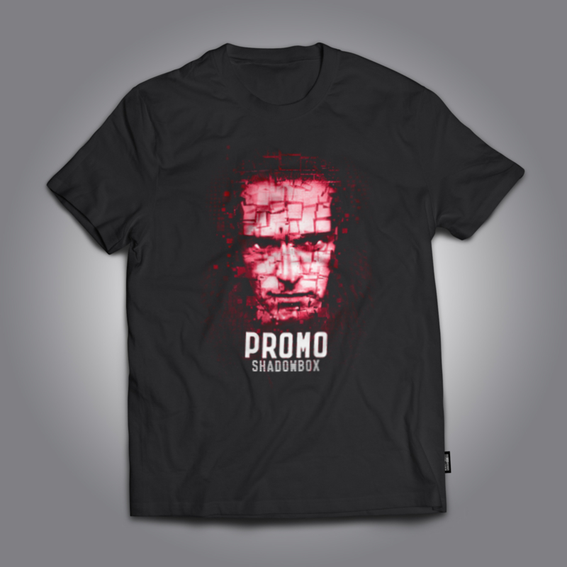 Promo  'Shadowbox' Shirt