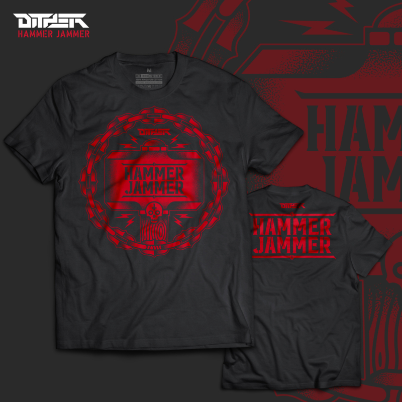 Dither  'Hammer Jammer' Shirt