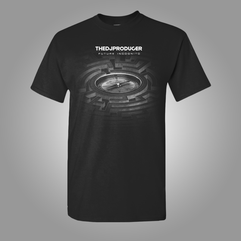 "The DJ Producer ""Future Incognito"" T-Shirt"