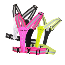 LED SAFER Sport Vest - Gato