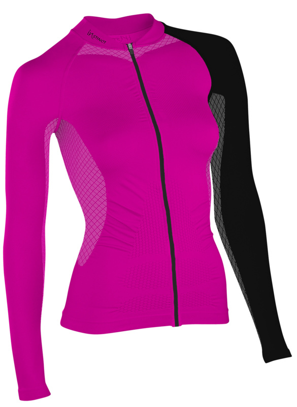 Instinct Ultra long sleeve shirt Magenta