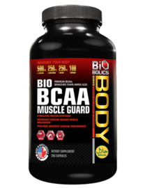 BIO BCAA Caps 1000 mg
