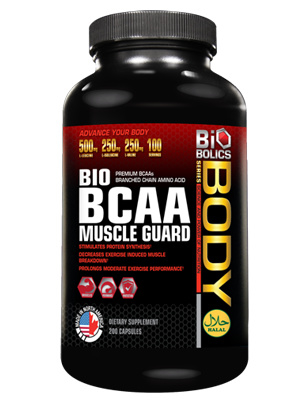 BIO BCAA Caps 1000 mg