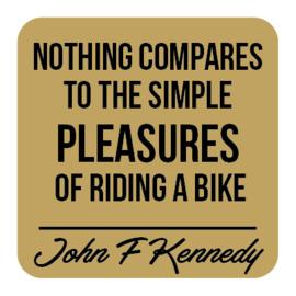 P019 | John F Kennedy - Pleasure