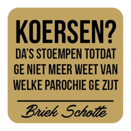 P011 | Briek Schotte - Parochie