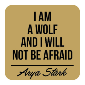 P023 | Arya Stark - Wolf