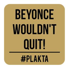 V007 | Beyoncé wouldn't quit!