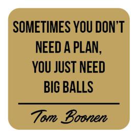 P025 | Tom Boonen - Balls