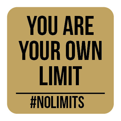 M001 | You are your own limit
