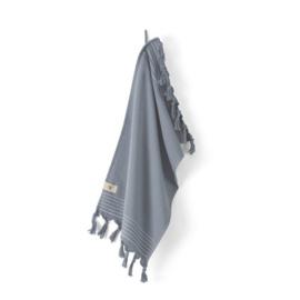 Gastendoekje Hamam Blauw (30 x 50 cm)