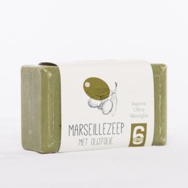 200 gram Marseille zeep (papieren wikkel)