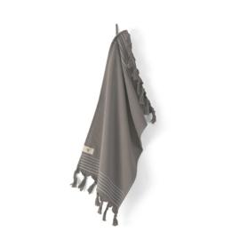 Gastendoekje Hamam Taupe (30 x 50 cm)