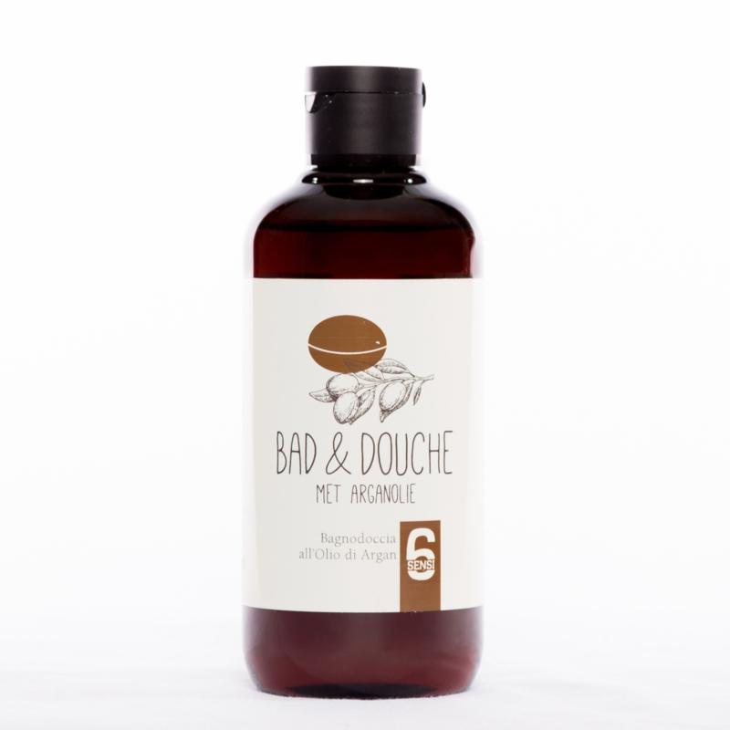 Bad & Douche met arganolie (250 ml)