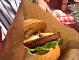 Hapburger - groot (dag 3: 26 juni)