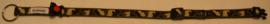 Halsband Leger print