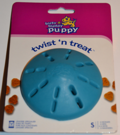Busy Buddy® Puppy Twist 'n Treat Small