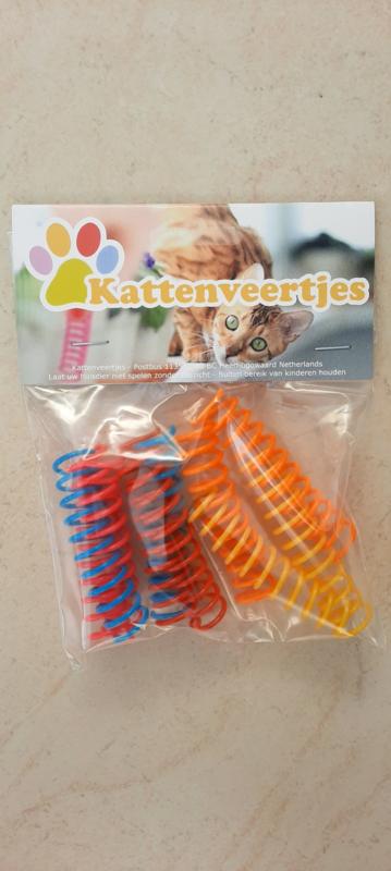 Kleine Kattenveertjes