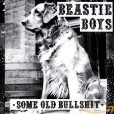 BEASTIE BOYS - SOME OLD BULLSHIT coloured