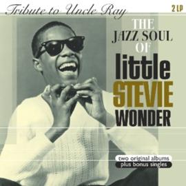 WONDER, STEVIE -LITTLE- TRIBUTE TO UNCLE RAY/ JAZZ SOUL OF LITTLE STEVIE