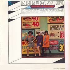 LES McCANN LTD - BUCKET 0'GREASE