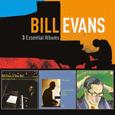 BILL EVANS - 3 ESSENTIAL ALBUMS cd box