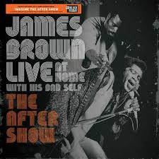james brown - live at home  / black friday release