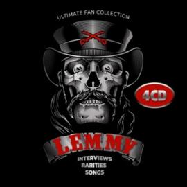 LEMMY ULTIMATE FAN COLLECTION