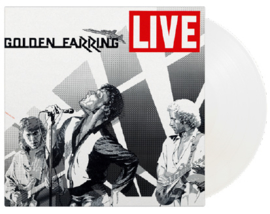 GOLDEN EARRING - LIVE limited white edition