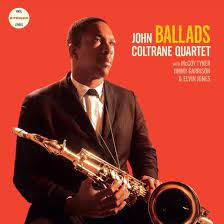 JOHN COLTRANE - BALLADS