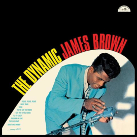 JAMES BROWN - DYNAMIC JAMES BROWN coloured vinyl