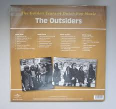 OUTSIDERS - GOLDEN YEARS OF DUTCH POP MUSIC A&B SIDES