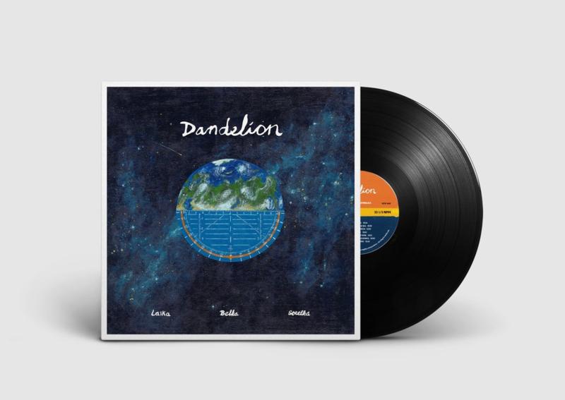 Dandelion - Laika, Belka Strelka