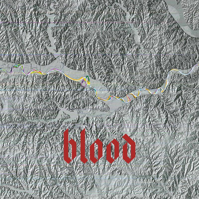The Roseline - Blood (CD)