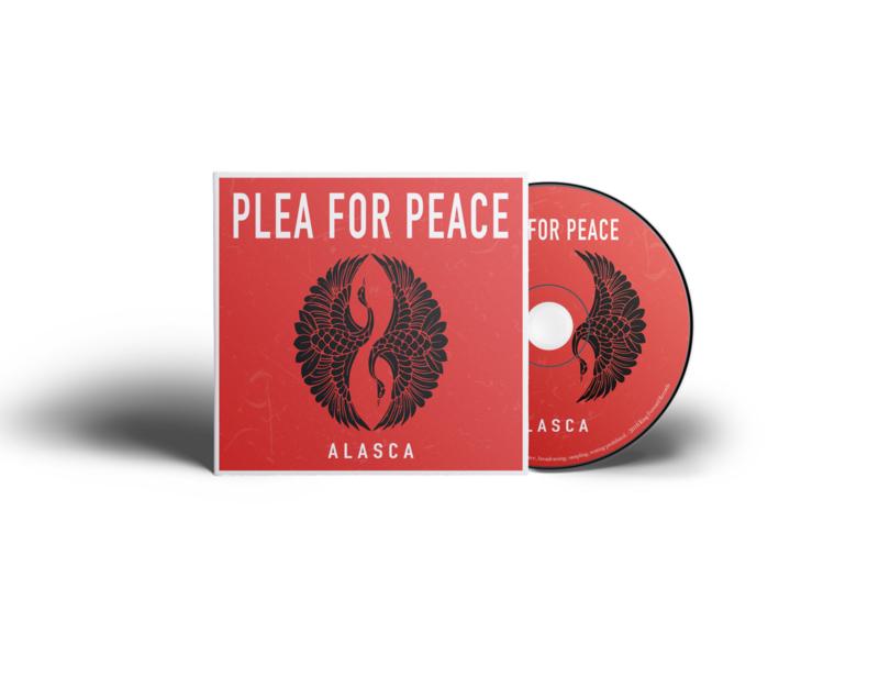 AlascA - Plea for Peace (CD)