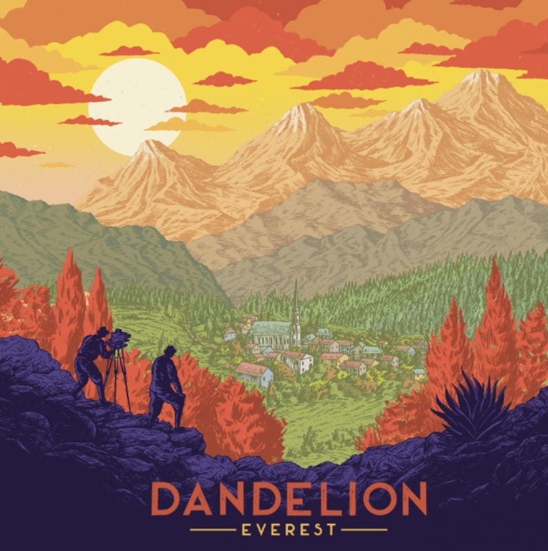 Dandelion - Everest (CD)