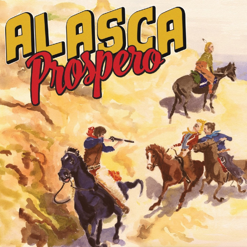 AlascA - Prospero (CD)