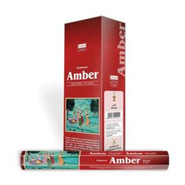 Amber wierook
