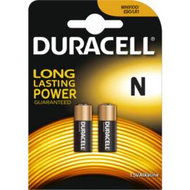 Duracell batterij - LR1 batterijen - 2 stuks