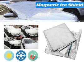 Magnetische Voorruit Cover - tegen zon en sneeuw - 158 x 96 cm