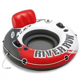 River Run 1 Rood loungestoel