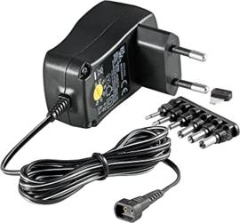 Universele AC/DC Adapter 2000 mA  3V T/M 12V